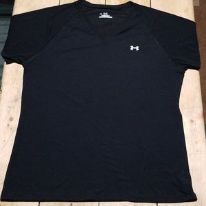 Under Armour V-Neck tee heatgear